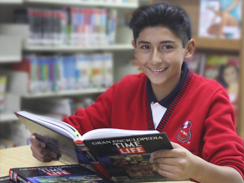 secundaria-instituto-la-paz-biblioteca